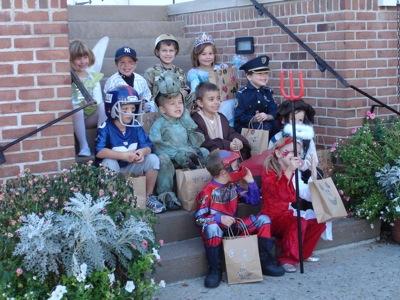 De schoolklas van Roos-Marijn