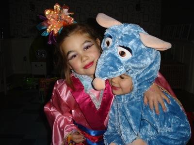 Prinses en rat
