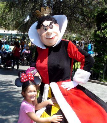 Alexandra in Disney