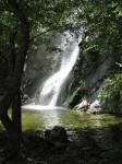 Chantry Falls in Santa Anita