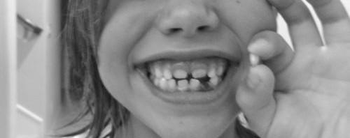 Tooth fairy weer druk